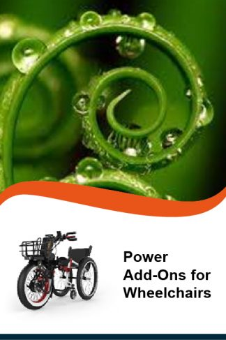 Power Add-Ons for Wheelchairs