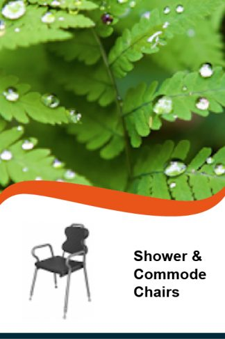 Shower & Commode Chairs