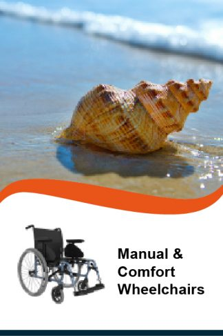 Manual & Comfort Wheelchairs
